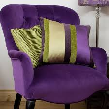 Purple And Green Living Room Decor Decorating With The Color Purple Love Seat The Purple And Chairs