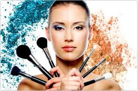 did you know that we offer private makeup lessons we do tons of one on ones with women and men who want to learn to do their own makeup