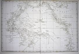 Ocean Pacific Size Chart Arrowsmith Chart Of The Pacific Ocean