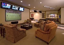 20 Man Cave Design ideas for Your Ultimate Finished Basement