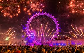 Carnival Of Light Nye How To Celebrate New Years Eve In London London Perfect