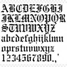 татуировки шрифт надписи