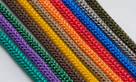 Вязание из пряжи шнурком