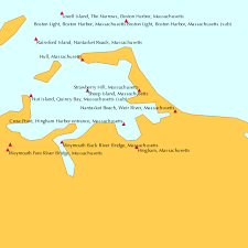 Hingham Tide Chart Crow Point Hingham Harbor Entrance Massachusetts Tide Chart