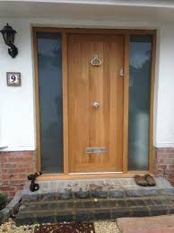 wooden front doors. Wooden Front Doors Lovely Oak About Remodel Simple Home Designing Inspiration With . N