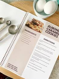 How To Make A Recipe Book Diy Family Recipe Book Free Template Diy Passion