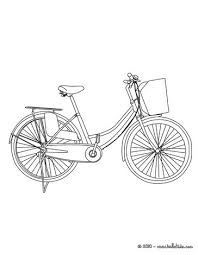 Small Picture Dutch bicycle coloring pages Hellokidscom