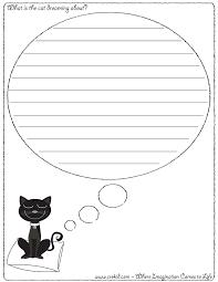 Halloween - writing practice - free printouts - worksheets ...