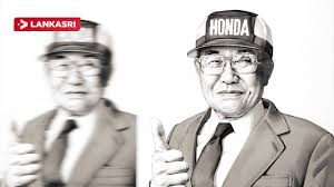 Soichiro Honda The Success Story Of Soichiro Honda History Of Honda Youtube