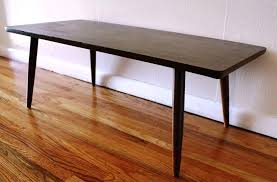 image of mid century coffee table legs metal home depot