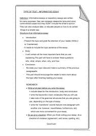 example informative essay th grade application how to writing  informative essay worksheet esl printable worksheets made writing topics creative tasks 80 informative essay writing
