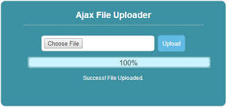 Ajax File Upload With Php Html5 File Api And Jquery Sanwebe Com