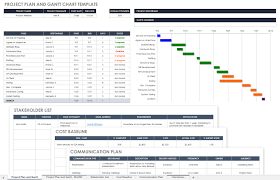 Grant Accounting Spreadsheet 32 Free Excel Templates Gantt