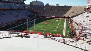 Memorial Stadium Nebraska Section 35 Rateyourseats Com