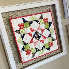 Mini Quilt Patterns Impressive Free Mini Quilt Patterns U Create