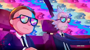 This image rick and morty background can be download from android mobile, iphone, apple macbook or windows 10 mobile pc or tablet for free. Rick And Morty Vaporwave Desktop Wallpapers Top Free Rick And Morty Vaporwave Desktop Backgrounds Wallpaperaccess