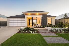 Frontage House Designs The Signature Single Storey Home Design Ventura Homes