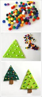 Easy Christmas Felt Crafts