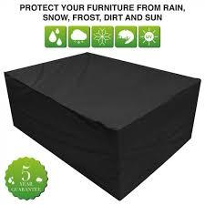 oxbridge black large oval waterproof