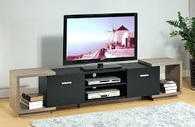modern tv stand for flat screen two tone modern stand with regard to furniture plans architecture