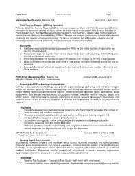 Property Manager Resume Enchanting Property Manager Resume Carmen Rivera 28