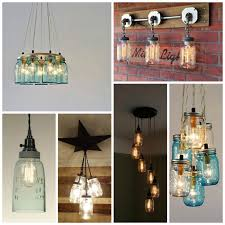 cottage mason jar chandelier. Mason Jar Kitchen Lights For Your Home The Country Chic Cottage Chandelier
