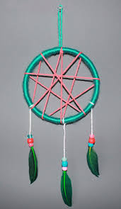 Dream Catcher Craft For Preschoolers Stunning DIY KidFriendly Dream Catcher UrbanMoms