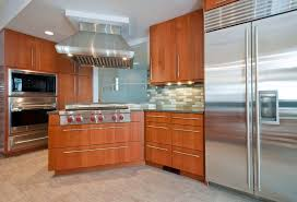 Small Picture Contemporary Kitchen with Stainless steel appliances Slab
