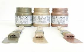 Fusion Mineral Paints Limited Edition Metallics Fusion
