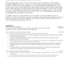 Mba Cover Letter Examples Resume For Student Describe Call Center