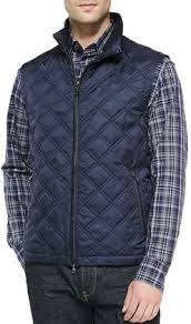 Brioni Diamond Quilted Vest Navy | Where to buy & how to wear & ... Brioni Diamond Quilted Vest Navy ... Adamdwight.com