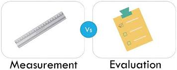 Difference Between Measurement and Evaluation (with Examples and Comparison  Chart)- Key Differences