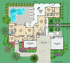 10 bedroom house plans. Peachy 10 Bedroom Mansion House Plans 2 Luxury Style On Modern Decor Ideas