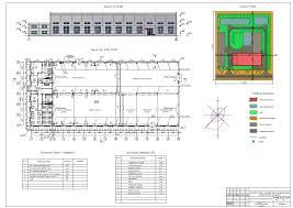 Одноэтажное промышленное здание Цех по ремонту дорожных машин  Одноэтажное промышленное здание Цех по ремонту дорожных машин