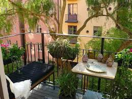 narrow balcony furniture. small balcony furniture simple and beautiful designs balconydesignwithwhite balconydesignwithplants narrow
