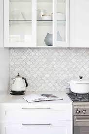 Tile Backsplash Ideas For White Cabinets Gorgeous Best 48 Kitchen Backsplash Tile Ideas Decorating Organizing