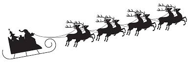 Image result for santa sleigh image