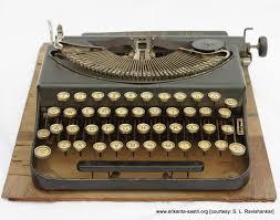 office space memorabilia. Memorabilia. Dr S. Srikanta Sastri\u0027s Remington Typewriter Office Space Memorabilia S