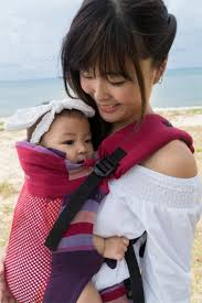 TREK Air-O woven baby carrier model | Chimparoo Baby Carriers