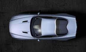 2013 Aston Martin Dbs Coupe Centennial Zagato Ateliers
