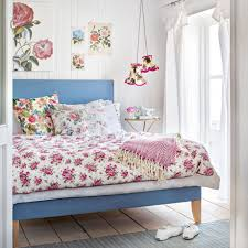Shabby chic bedroom inspiration Elegant Be Inspired By Modern Take On Shabby Chic Ideal Home Shabby Chic Bedrooms Ideal Home