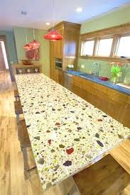 diy glass countertop recycled glass charming diy recycled glass countertops