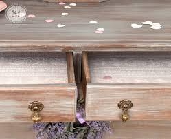 Grey Wash Wood Stain Wash Dry Dresser Bluestone House Valentines Giveaway
