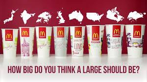 mcdonalds supersize drink. Wonderful Drink Throughout Mcdonalds Supersize Drink D