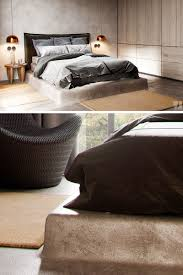 Concrete Floor Bedroom Design Design Idea Bed Elevated On A Concrete Platform