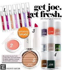 review get to know joe fresh beauty