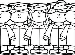 Kindergarten Graduation Coloring Pages Graduation Coloring Pages Graduation Coloring Pages Graduation