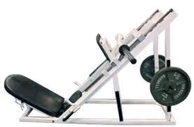 Flex Fitness P L 45 Degree Leg Press Remanufactured