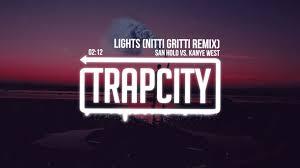 San Holo Vs Kanye West Lights Nitti Gritti Remix