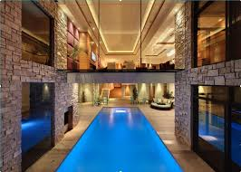 Indoor swimming pool design Residential Long Contemporary Indooroutdoor Swimming Pool Design Freshomecom 40 Sublime Swimming Pool Designs For The Ultimate Staycation